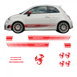 Kit Abarth 500 esseese
