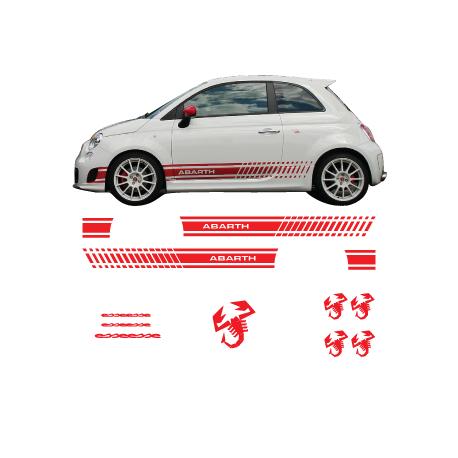 Kit Abarth 500