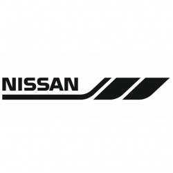 Nissan Strip Gauche
