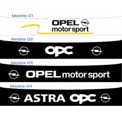 Bandeau Pare soleil Opel A