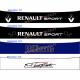 Bandeau Pare soleil Renault Sport G