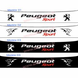Bandeau Pare soleil Peugeot Sport H