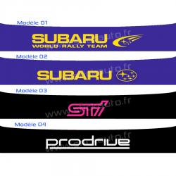 Bandeau Pare soleil Subaru B