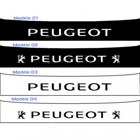 Bandeau Pare soleil Peugeot Simple