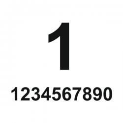 Numero de Course Type A