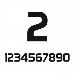 Numero de Course Type B