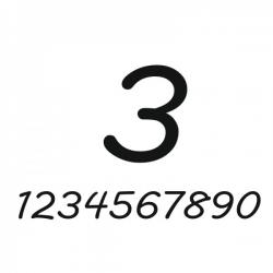 Numero de Course Type C
