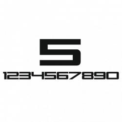 Numero de Course Type E