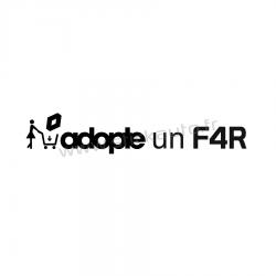 Sticker Adopte un F4R